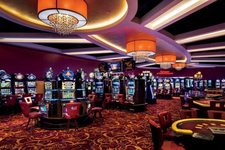 histoire casinos